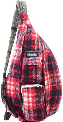 Kavu Plaid Rope Bag - Women's