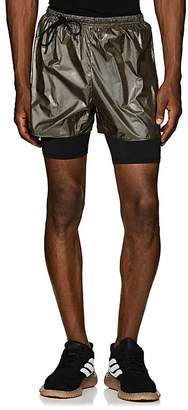 Siki Im Men's Compression Running Shorts
