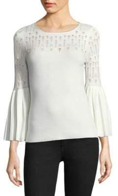 Bailey 44 Street Fair Bell-Sleeve Sweater