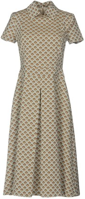 Alessandro Dell'Acqua Knee-length dresses