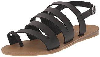 Madden Girl Women's Fonduee Flat Sandal $49.95 thestylecure.com
