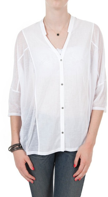 Helmut Lang HELMUT Box Oversized Shirt