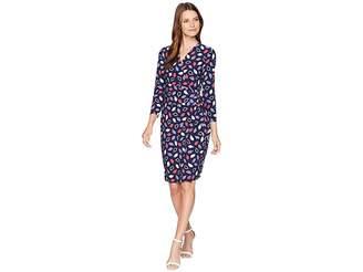 Anne Klein Classic Wrap Dress Women's Dress