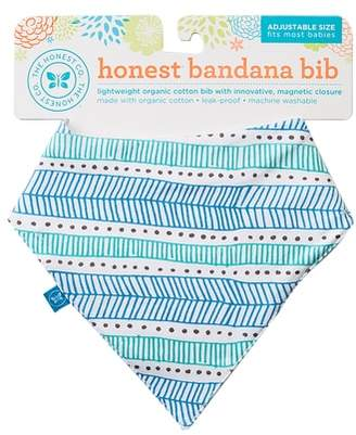 The Honest Company Organic Cotton Bandana Bib
