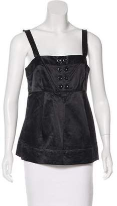 Marc by Marc Jacobs Sleeveless Button-Up Top w/ Tags