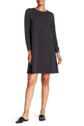 Eileen Fisher Layered Knit Dress