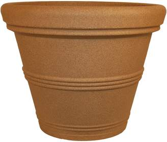 Tusco Products Rolled Rim Planter