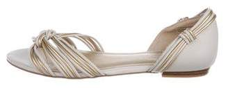 Seychelles Leather Round-Toe Sandals