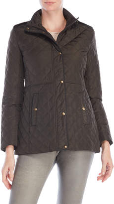 Lauren Ralph Lauren Diamond Quilted Jacket