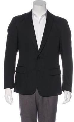 John Varvatos Striped Sport Coat