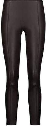 Drome Stretch-Leather Leggings