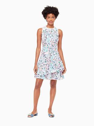 Kate Spade Daisy garden poplin dress