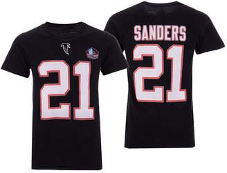 ... Majestic Men s Deion Sanders Atlanta Falcons Hall of Fame Eligible  Receiver Triple Peak T-Shirt e8d242fd9