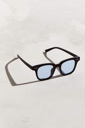 Urban Outfitters Color Lens Square Sunglasses