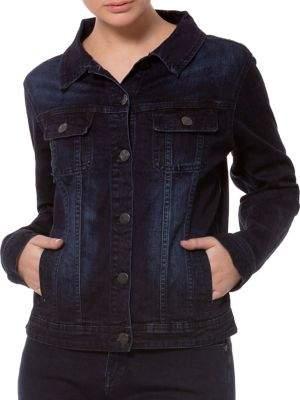 Lola Jeans Gabrielle Denim Trucker Jacket