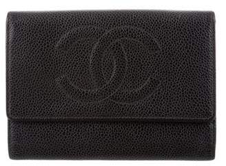 Chanel Timeless Trifold Wallet