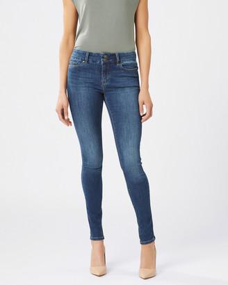 Jeanswest Hip Hugger Skinny Jeans Mid Vintage