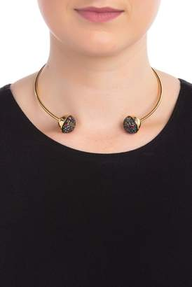 Trina Turk Hinged Collar Necklace