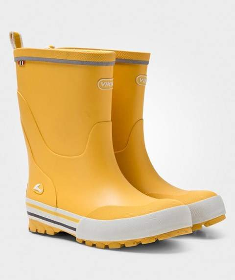 Yellow Jolly Wellington Boots