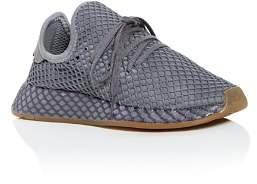 adidas Unisex Deerupt Runner Net Low-Top Sneakers - Big Kid
