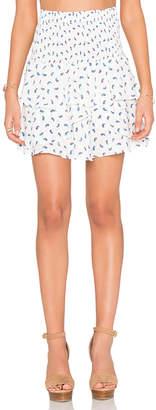 Amour Vert LEXI SMOCKED スカート