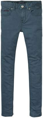 Tommy Hilfiger TH Kids Skinny Straight Pants
