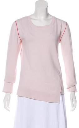 Stella McCartney Cashmere Asymmetrical Sweater