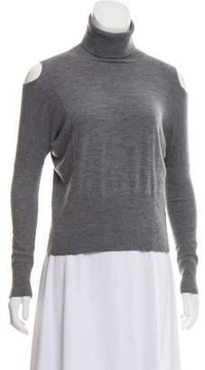 Vince Merino Wool Turtleneck Sweater