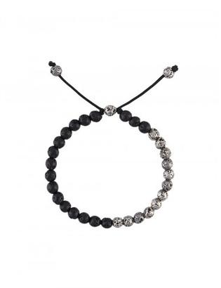 M. Cohen lava stone bead bracelet $325 thestylecure.com