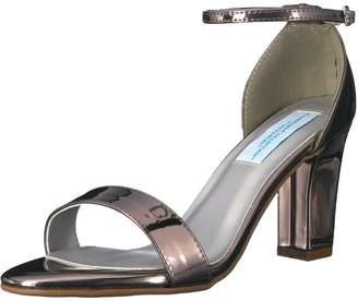 Dyeables Dyeables, Inc Womens Inc Womens Women's Maddox Dress Sandal
