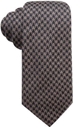 Tasso Elba Men Houndstooth Tie