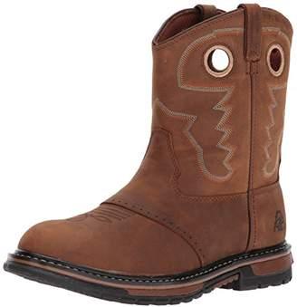 Rocky Unisex-Kids FQ0003575 Western Boot