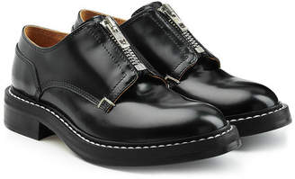 Rag & Bone Leather Shoes with Zippers