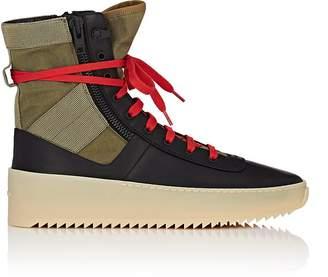 Fear Of God Men's Jungle Nylon & Leather Sneakers