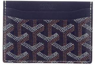 Goyard 2018 Saint Sulpice Card Holder