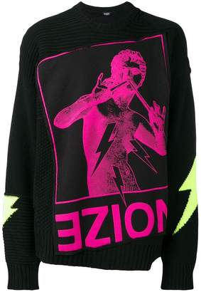 Diesel Noize sweatshirt