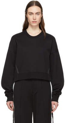 Y-3 Y 3 Black Yohji Love Sweatshirt