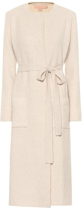 Brock Collection Orefice wool and cashmere coat