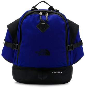 The North Face side pockets backpack