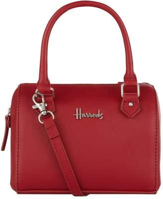 Harrods Micro Mini Barrel Bag