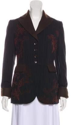 Philosophy di Alberta Ferretti Wool Casual Jacket
