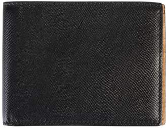 Common Projects Black Branded Wallet