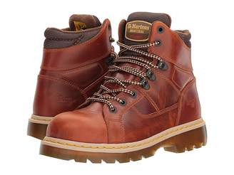 Dr. Martens Ironbridge Steel Toe Lace-to-Toe Boot Work Boots