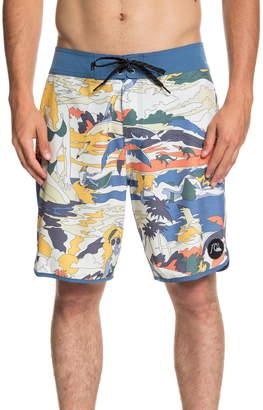 Quiksilver Highline Feelin' Fine Board Shorts