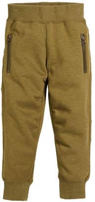 Molo Aino Gathered-Sides Sweatpants, Size 4-12