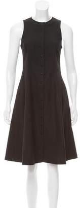 Acne Studios Sleeveless A-Line Dress