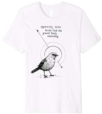Birds on the Ground Shirt