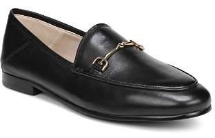 Sam Edelman Women's Loraine Round Toe Leather Loafers