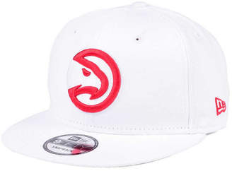 New Era Atlanta Hawks Solid Alternate 9FIFTY Snapback Cap