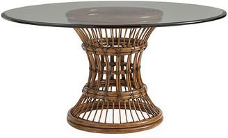 "Tommy Bahama 54"" Dia Latitude Dining Table Base"